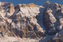 Piz Lavarella parete Ovest, prima discesa in Dolomiti per Francesco Tremolada e Andrea Oberbacher