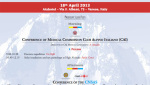 Congresso Medicina ed Emergenza in Montagna a Varese