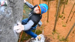Video: Gabriele Moroni and Silvio Reffo climbing in the Frankenjura
