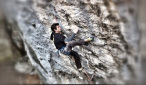 Silvio Reffo climbs two 8c+ in a day at Nago, Arco