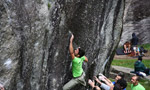 Melloblocco 2008 record number of registered climbers