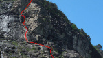 Summer Caramberos, nuova via in Val Divedro (Ossola)