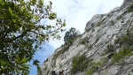 Argento Argentario, new rock climb at Capo d'Uomo