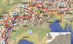 Via Alpina: Tutte le Alpi a portata di click