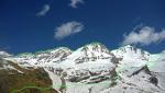 Un insolito Grampa: traversata per cresta dal Col Bonney alla cima del Gran Paradiso