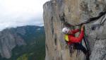 Steve Bate su Zodiac al El Capitan in solitaria