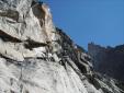 Via Bertone - Zappelli all'Aiguille Croux, Monte Bianco