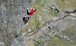 Nicolas Favresse - trad climbing in Wales and England