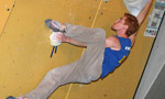 Anna Stöhr and David Lama win 5th stage of the Bouldering World Cup in  Fiera di Primiero