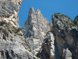 Mysterious Dolomites:  Ivo Ferrari and the climb Gianni Ribaldone on Spiz di Mezzo