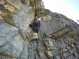 Via Bonatti al Croz del Rifugio, una riscoperta sopra Bardonecchia
