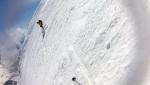 I Turisti del Vuoto - Viaggio per le Grandi Pareti del Monte Rosa con gli sci. Di Beppe Dallona