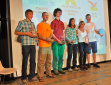 Adam Ondra and Mina Markovic win Arco Rock Legends 2013