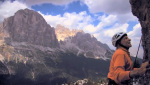 Fred Beckey, video portrait of the old man of the mountains from the Cascades to the Dolomites