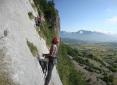 Le Lisce d'Arpe, nuova via d'arrampicata sul Monte Alpi in Basilicata
