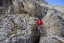 Via Ferrata Piz da Lech and Sassongher normal route: renovation works in Alta Badia
