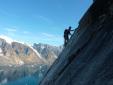 Groenlandia, nuove big wall per una piccola spedizione inglese