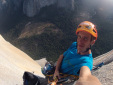 Jorg Verhoeven: Freerider in solitaria su El Capitan in Yosemite