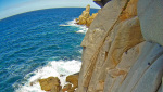 Climbing in Sardinia: October update by Maurizio Oviglia