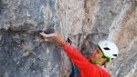 Wilder Kaiser, another free climb by Roland Hemetzberger