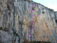 Verdon Gorge: new multi-pitch by Dutel and Potard