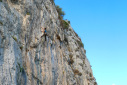 Calabria Rock, the climbing meeting and the crag Stilo