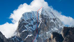 Nepal new climbs by Christopher Wright and Scott Adamson
