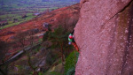 Gritstone gems climbed by Pete Whittaker and Tyler Landman