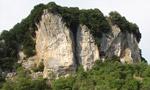 Arrampicare a Pietrasecca, Abruzzo