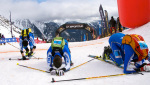 Robert Antonioli and Laetitia Roux win Vertical Race at Andorra Ski mountaineering European Championships