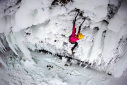 Helmcken Falls: difficult new ice climbs in Canada