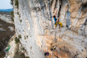 Buzetski Kanjon: climbing in Istria, Croatia