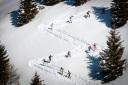31° Transcavallo - i nuovi Campioni Italiani Top Class di scialpinismo