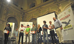 Arco Rock Legends 2008 won by Adam Ondra and Maja Vidmar
