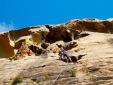 Punta A Biciartula e l'arrampicata in Bavella, Corsica