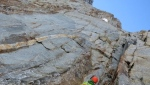 Grandes Jorasses: Luka Lindic and Luka Krajnc make first free ascent of Rolling Stones