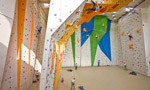 King Rock, the total rock climbing center opens its doors in Verona