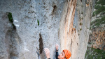 Big Wall Speed Climbing, new record by Levatić brothers in Paklenica