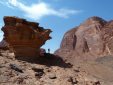 The Valley of the Moon: climbing in Jordan's Wadi Rum