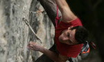 Diego Sirtori ripete Play the cross 8c agli Scudi Di Valgrande
