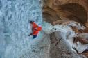 Desert Ice, online il cortometraggio delle cascate di ghiaccio nello Zion