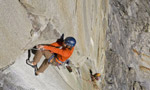 Favresse and Villanueva discover The Secret Passage, new route on El Capitan, Yosemite