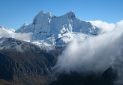 Huascaran National Park, rules implemented to trek and climb in the Cordillera Blanca, Peru