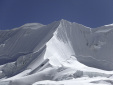 Illimani West Ridge: climbing attempt in Bolivia
