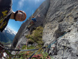 Wenden: new climb by Luca Schiera and Silvan Schüpbach