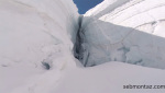 Sébastien Montaz-Rosset and the Mont Blanc Crevasse experience
