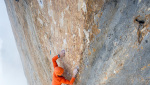 Cédric Lachat repeats Orbayo on the Naranjo de Bulnes