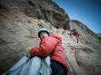 Monte Gallo: new rock climb in Sicily by Lukas Binder and Florian Hagspiel