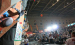 Bouldering World Cup 2008 and Speed: Fischhuber, Stöhr, Vaytsekhovsky and Ropek victorious in Moscow