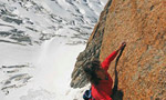 Catherine Destivelle, climbing and alpinism there where it is dangerous to lean out
